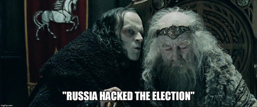 Russia hacked