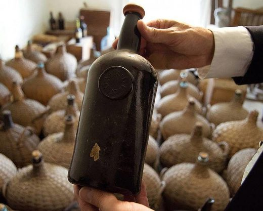 New Jersey museum finds cases of wine nearly as old as the United States
