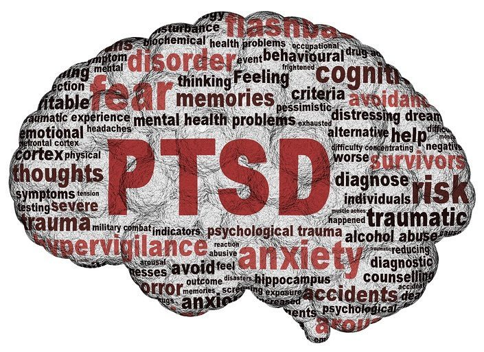 PTSD: New Research Shows PTSD Might Physically Change The Brain