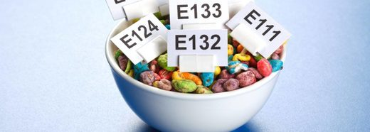 Why you should avoid synthetic dyes & food coloring