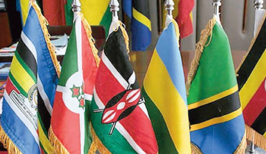Flags of East African Community member states