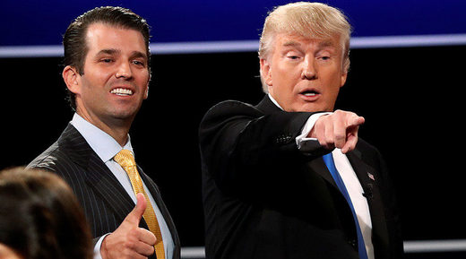 'Why did Secret Service allow Don Jr's meeting with Russian lawyer if it was nefarious?' asks Trump senior legal adviser