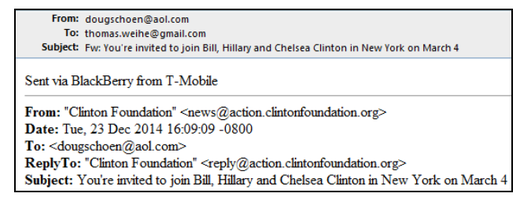 emails between Clinton and Pinchuk operatives