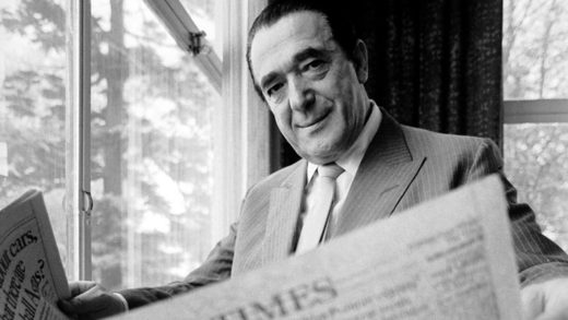 FLASHBACK: The tussle over publishing 'The Assassination of Robert Maxwell: Israel's Super Spy'