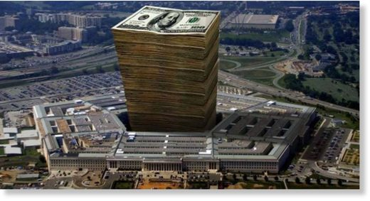 Pentagon money