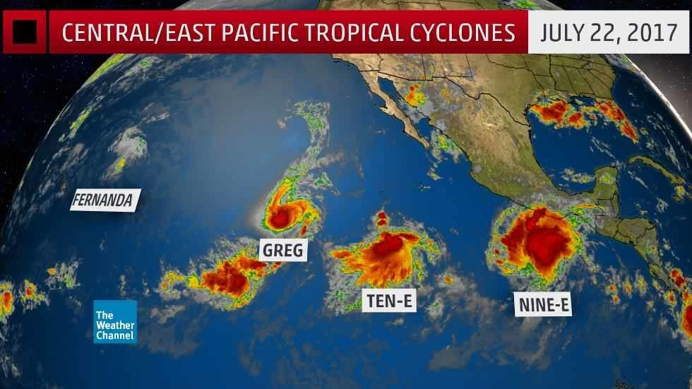 Kulap Eight tropical c...