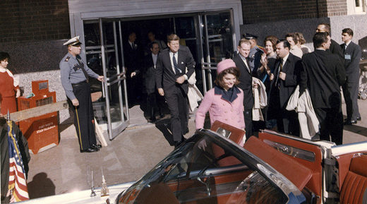 Newly released tranche of JFK assassination records includes testimony from KGB defector