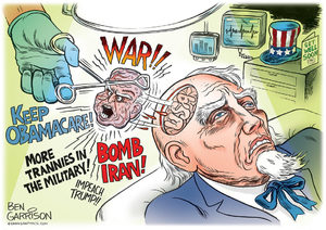 garrison mccain cancer