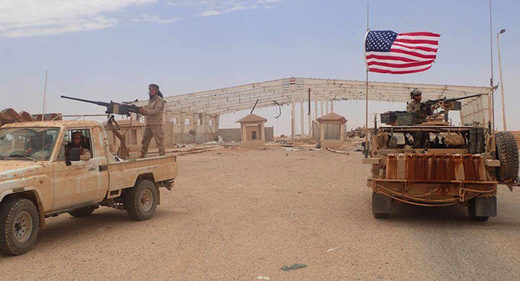 US supplied Syrian rebels