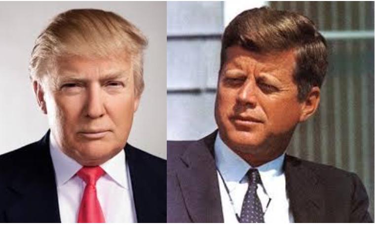 Trump Kennedy