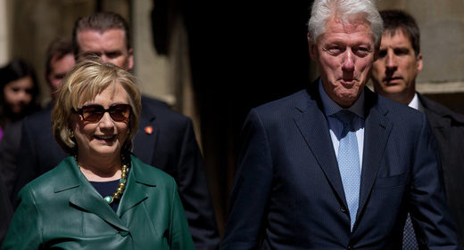 Why foreign governments seem reluctant to expose the Clintons' alleged fraud
