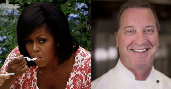 Architect of Michelle Obama's disgusting school lunches arrested for