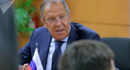 Lavrov cautions US-led coalition may keep al-Nusra safe for later use against Assad