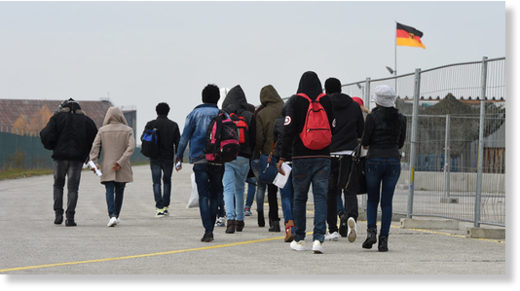 Migrants Bavaria