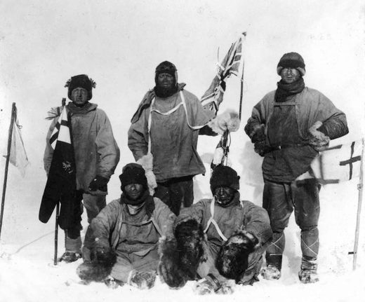 South  Pole expedition 1912