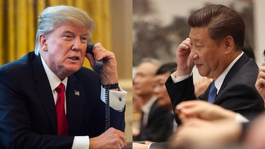 Xi Jinping in phone call to Trump: Calm down on North Korea and work with China