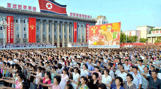 North Korea claims 3.5mn citizens have volunteered to fight American Empire