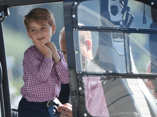 Article calling four-year-old Prince George a 'gay icon' branded 'sick'