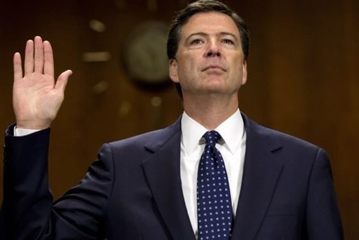 "Watchdog sues FBI for failure to turn over Comey ""exit papers"""