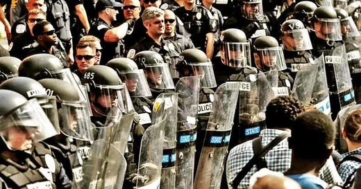 ACLU confirms Charlottesville police told to 'stand down', did nothing to stop the ensuing chaos