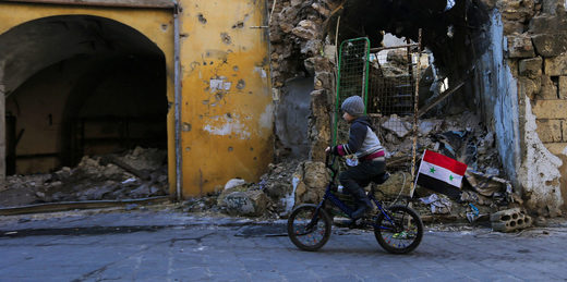 "Eva Bartlett's Syria War Diary: What Life Is Like Under ""Moderate"" Rebel Rule"