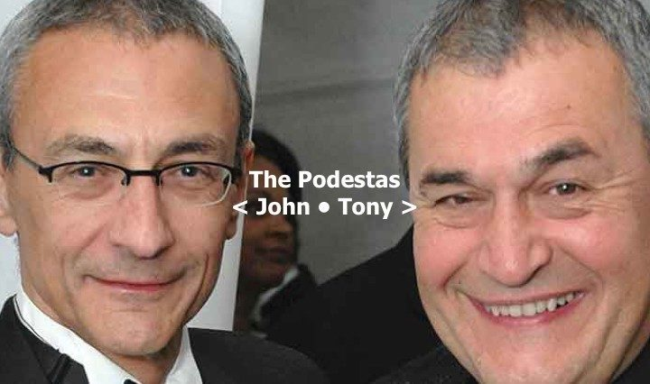 Image result for brothers podesta