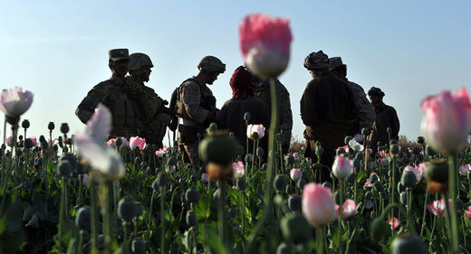 Afghanistan and the CIA Heroin Ratline