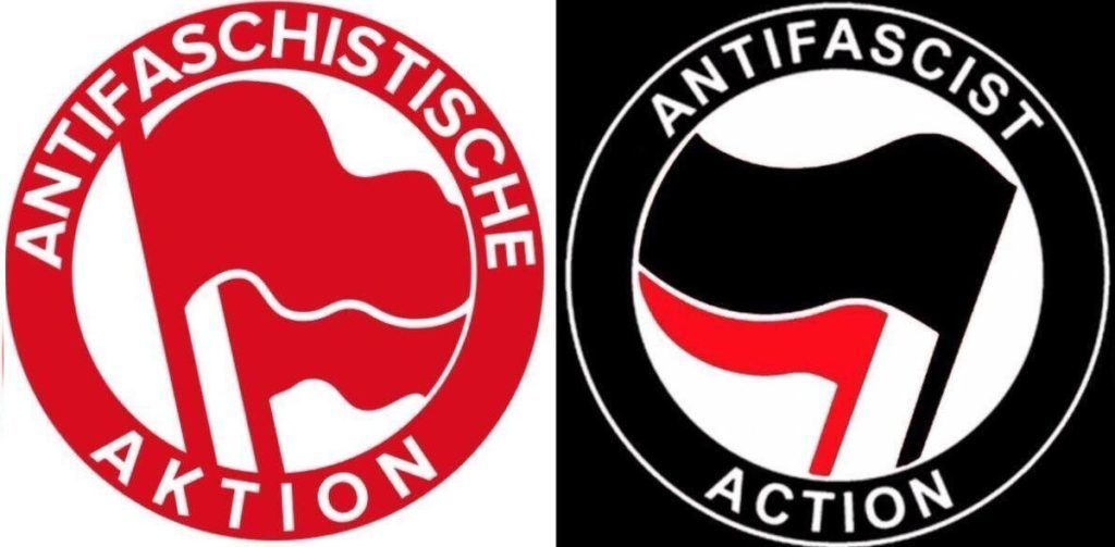 Antifa Flag Comes Directly From German Communist Party In 1932