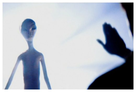 Close Encounters Alien