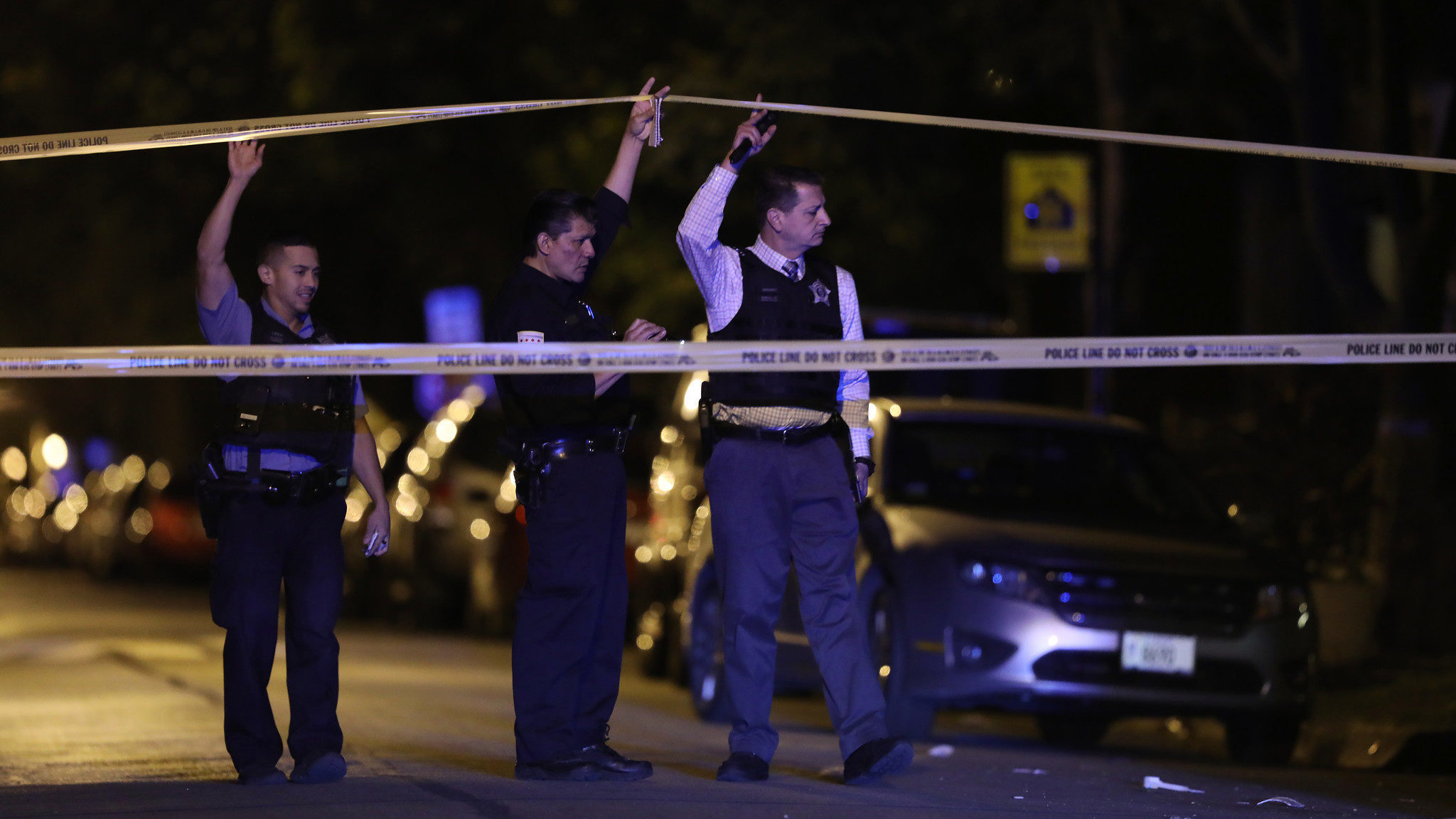 chicago gun violence The announcement of a new unit to tackle chicago's gun violence came as president trump declared on twitter that he was sending federal help to the city.