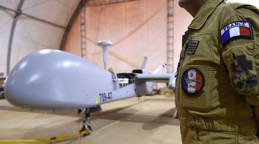France drone