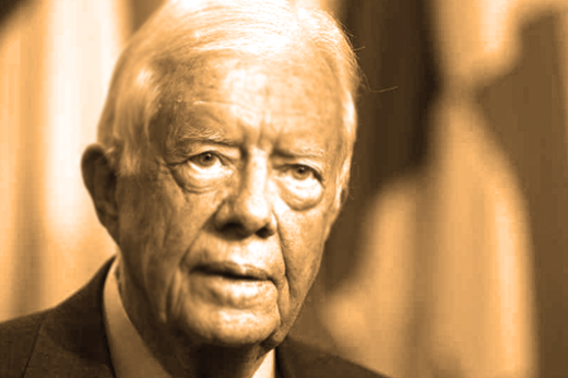 Jimmy Carter: 'North Koreans want peace treaty to replace 1953 ceasefire'