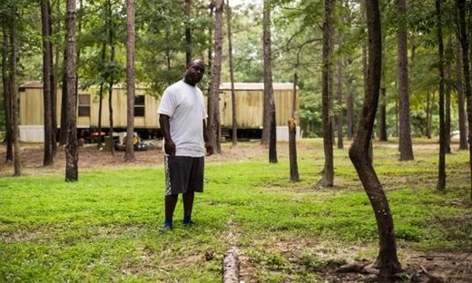 Hookworm on the rise in America's poor 'Black Belt' due to non-existent sewage infrastructure