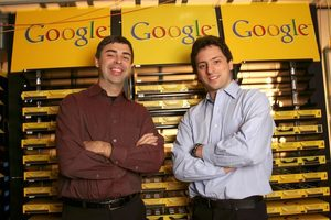 google founders Page brin
