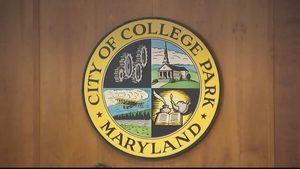 college park maryland seal