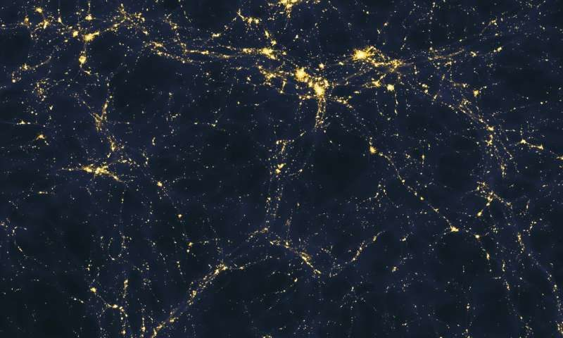 new look at dark energy research suggests accelerating expansion of