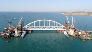russia crimea bridge