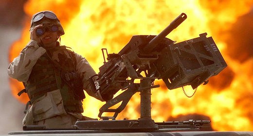 US soldier Army Iraq Afghanistan Middle East explosion