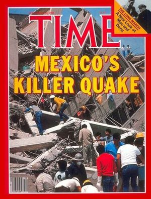 mexico earthquake time magazine
