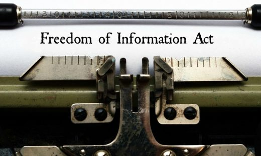 FOIA, freedom of information act
