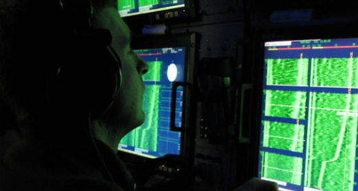 Strange readings on US submarine sonar points to belief that Navy has secret USO program - UFO researcher