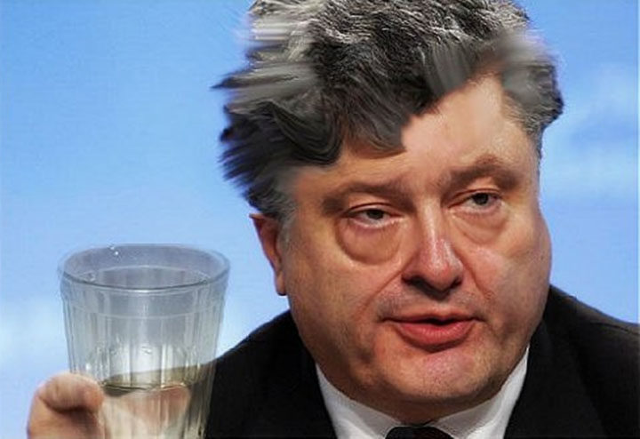 Смешные фото про порошенко
