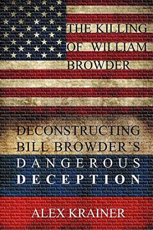 Browder book Amazon suppressed