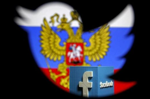 Russia Facebook Twitter