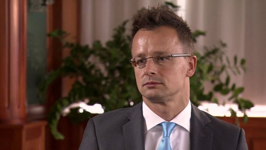 Hungarian Fm Sanctions On Russia Don T Work Puppet