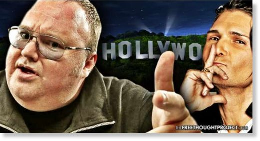 kim dotcom hollywood