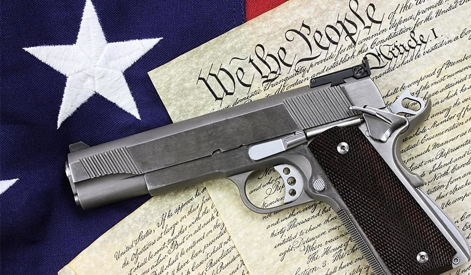gun ban violates 2nd amendment The 4th circuit held that maryland's ban on military-style assault rifles is constitutional regardless of the standard of scrutiny because the second amendment does not give civilians a right to.