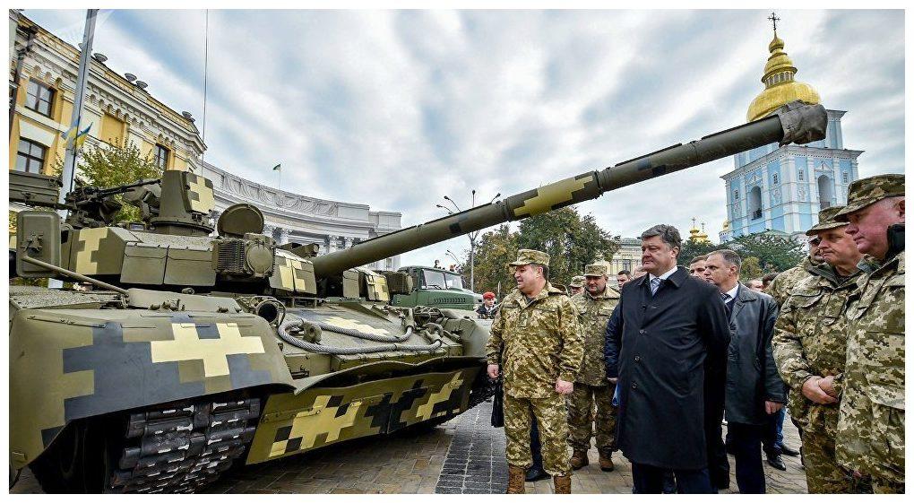 Ukraine: Russia's representative to OSCE says Kiev ...