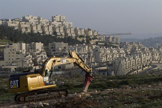 Israel home demolitions