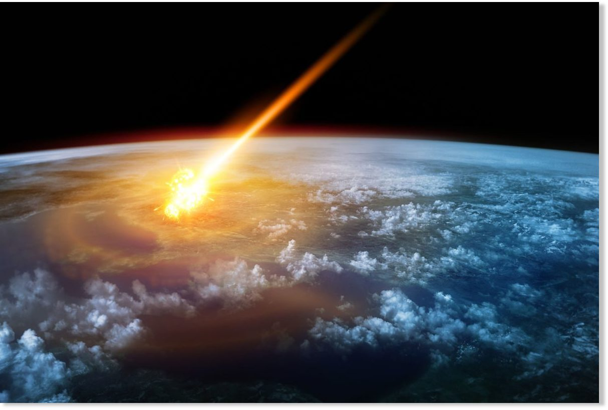 asteroid earth collisions - photo #13